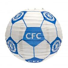 Chelsea Football Club 30cm Concertina Paper Light Shade Crest Badge Official