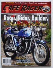 CAFE RACER Magazine April 2015 Seeley Rickman Ducati Scrambler - ST2003001118
