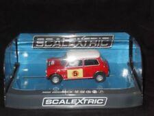 Mini Cooper Digital Scalextric Slot Cars (1980-Now)
