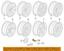 BMW OEM 07-12 X5-Tire Wheel Valve Stem 36146792829