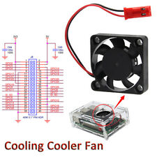 DC 5V 2 pin Internal PC Computer Desktop Case CPU Cooler Cooling Fan Type Mini