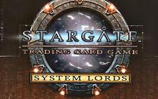 STARGATE TCG CCG SYSTEM LORDS Xe'ls, Salish Spirit #074