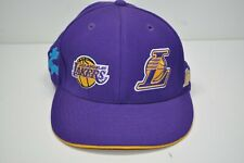 RARE MINT Reebok Hardwood Classics LA Lakers / MLPS Minneapolis Hat Cap  7-3/8