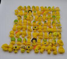 80 Stück Crazy Gogos Gogo Bones Figuren gelb yellow Niederlande NL Netherlands