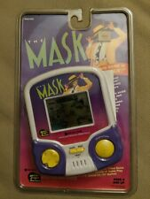"Vintage ""THE MASK"" 1996 Electronic handheld travel video game New in Package"