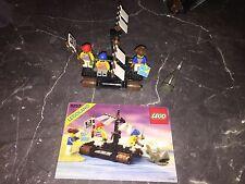 LEGO VINTAGE LEGOLAND COMPLET  + Notice 6257