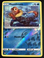Carte Pokemon MUSTEBOUEE 35/156 REVERSE Soleil et Lune 5 SL5 FR NEUF