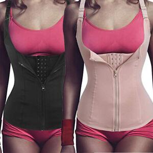 Fajas Reductoras Colombianas Sauna Sweat Vest Tummy Control Body Shaper Tank