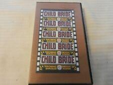 Child Bride  (VHS Hard Case) Sinister Cinema