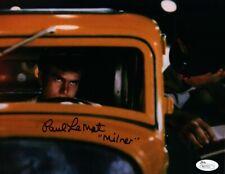 Paul Le Mat Signed Autographed 8X10 Photo American Graffiti Driving Car JSA