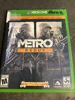 Metro Redux (Microsoft Xbox One, 2014)