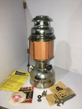ANTIQUE  PETROMAX KEROSENE LAMP LANTERN WITH ORIGINAL BOX  826 ,350 CP GERMANY