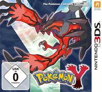 Nintendo 3DS - Spiel   Pokemon Y   inkl. OVP   gut