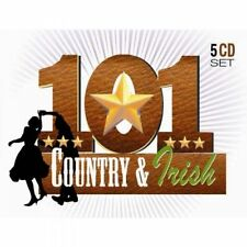 101 Country & Irish Songs (5 CD Boxset) The greatest Irish country collection