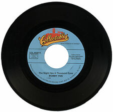 """BOBBY VEE  """"THE NIGHT HAS A THOUSAND EYES""""   ALL TIME CLASSIC LISTEN!"""