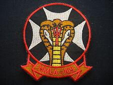 Gulf War Patch USMC LIGHT ATTACK HELICOPTER SQ 169 Team