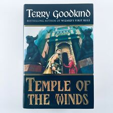 The Sword of Truth: Temple of the Winds by Terry Goodkind (Hardback 1997) 1st Ed