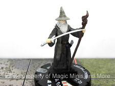 The Hobbit GANDALF THE GREY #14 Desolation Smaug HeroClix rare miniature #014