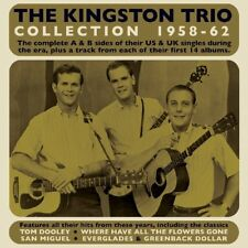 KINGSTON TRIO - KINGSTON TRIO COLLECTION  2 CD NEUF