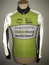 Parkhotel Valkenburg WORN by OCKELOEN Holland jersey shirt cycling wind size M