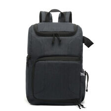 Blue Camera Backpack Bag for Canon Nikon and Accessories Computer Outdoor M3N0