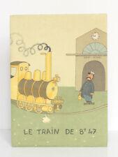 Le Train de 8h47 La vie de caserne. COURTELINE. Illustrations DUBOUT. 1951