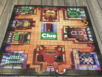 Parker Brothers Clue Game Board Game Replacement Parts Pieces