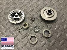 Stihl MS361 044 046 MS440 MS460 MS461 3/8 clutch sprocket kit worm gear bearing
