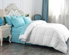 Comforter Dobby Stripe Goose Down Alternative Comforter Twin Full Queen King