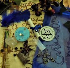Pet Healing Spell Kit  Ritual Magic  Witchcraft Wicca Pagan Handmade Candle