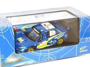 1/43 Subaru Impreza WRC  Rally Japan 2006  P.Solberg   Prodrive Limited Edition