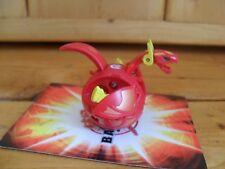 Bakugan 530G Pyro Dragonoid Red Pyrus Deka