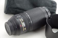 Nikon AF-S Nikkor 70-300mm 1:4-5,6 G ED VR, FX und DX, TOP