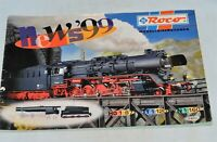 "Vintage Roco Model Railways Catalogue "" news '99 ""  - D 80999"
