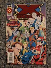 X UNIVERSE #2 VF/NM (Marvel 1995) Age of Apocalypse