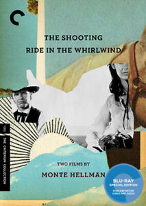 The Shooting / Ride in the Whirlwind (Criterion Collection) [New Blu-ray]