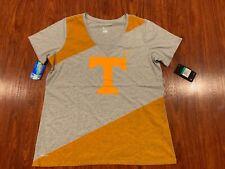 Nike Women's Tennessee Vols Basketball Wordmark Jersey Shirt Xl Volunteers