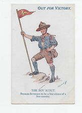 Collectable Patriotic Printed WWI Military Postcards (1914-1918)