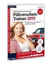 Franzis Führerschein Trainer 2015 NEU