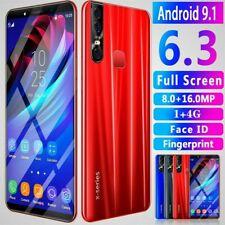 "X27/X27 Plus Entsperrt 1GB+4GB Smartphone 5,0 ""Android 9,0 HD Dual SIM 3G Handy"