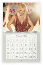 BRITNEY SPEARS 2020 Wall Calendar