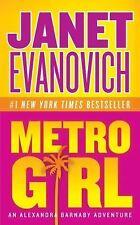 Metro Girl by Janet Evanovich (BB)  *PB*