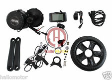 Latest BBS02 48V 750W 8Fun Bafang Mid Drive Ebike Kit BB:68mm Electric Bicycle