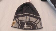 Boston Bruins Reebok Hat Cap Tuque Beanie Mens Womens  New NWT