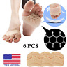 Metatarsal Pads Ball of Foot Cushion New Material Forefoot Breathable Soft Pads