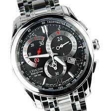 Armbanduhr Citizen Eco Drive Chronograph Mann AT1007-51E mit Box und Garantie