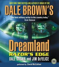 Dale Brown's Dreamland: Razor's Edge by Dale Brown (2002, CD, Abridged)