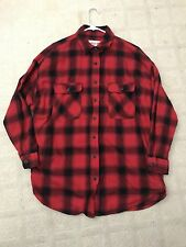 Mossimo Red Flannel with Pockets Stussy Obey Hundreds Supreme Size Medium