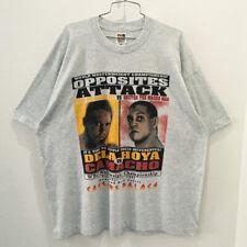 VTG WBC DELA HOYA CAMACHO BOXING 1997 T-SHIRT SIZE XXL 2XL