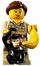 Lego Minifigures 8805 Series 5 Zookeeper Brand New in Factory Sealed Packet